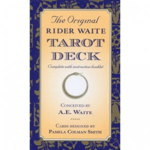 original rider waite tarot