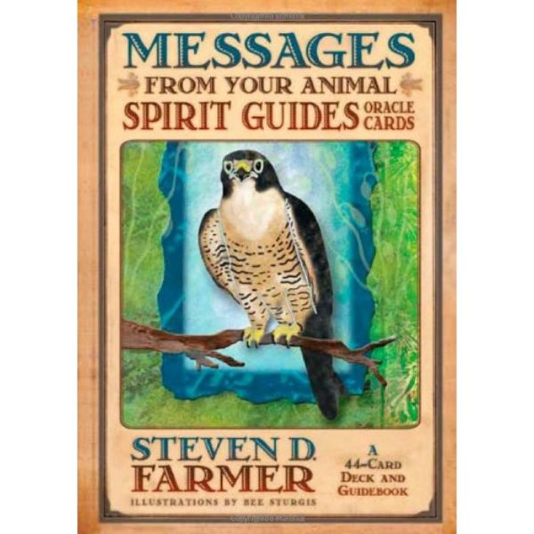 Messages From Your Animal Oracle Cards