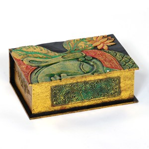 Thai Buddha Jewellery Box