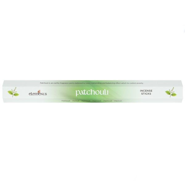 Patchouli Elements Incense Sticks
