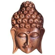 Buddha head bali magic box