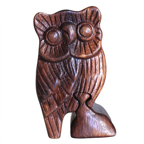 Owl Bali Magic Box
