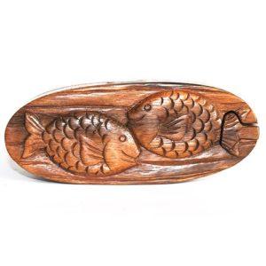 Twin Fish Bali Magic Box