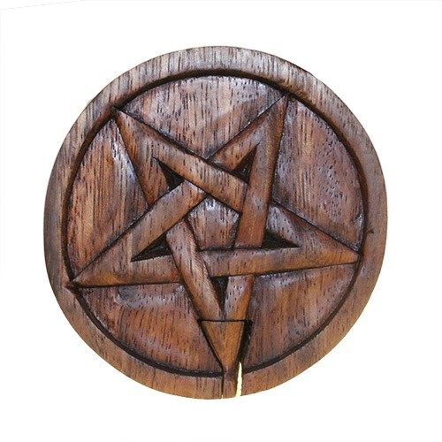 pentagram Magic Box