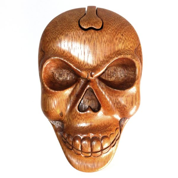 Skull Magic Box