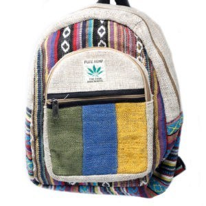 Baby Hemp Back Pack Bag
