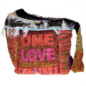 Bob Marley one love bag