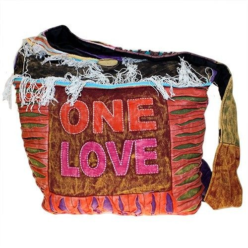 Bob Marley one love bag