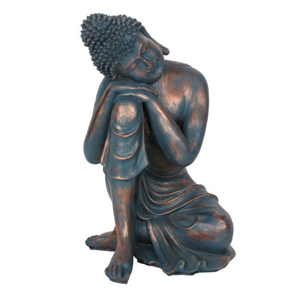Thai Buddha Blue