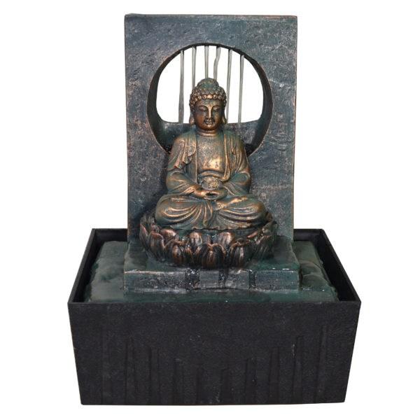 thai buddha waterfeature