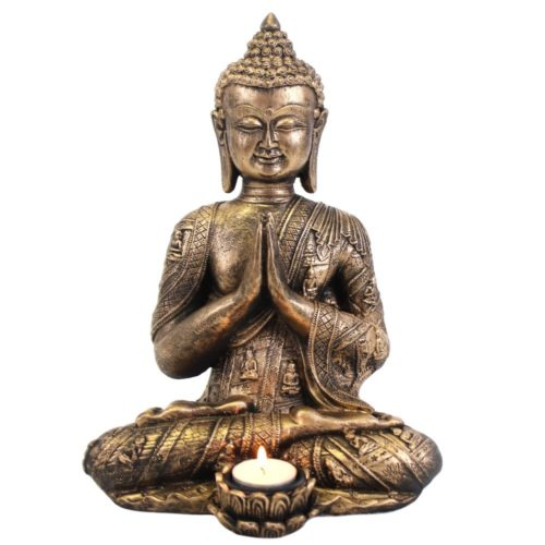 Buddha T Light holder