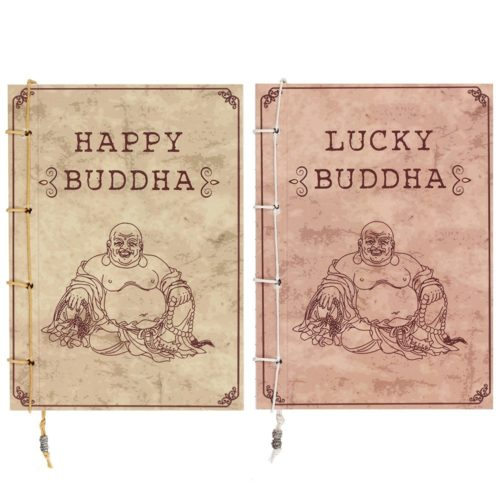 Lucky Buddha Notebook