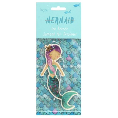 Mermaid Car Air freshner