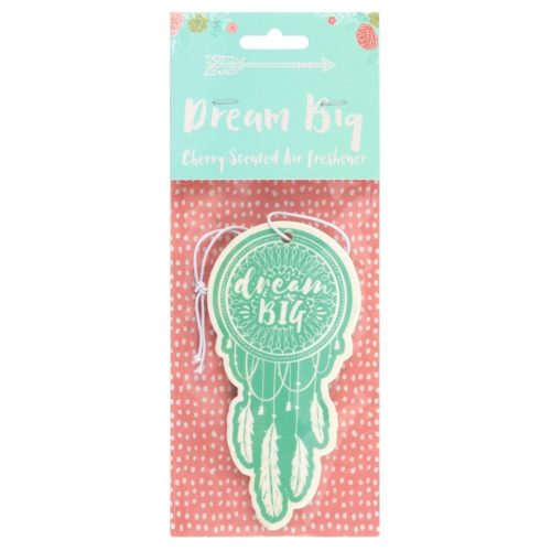 Dream catcher car air freshner