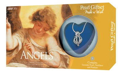 Angels pearl gift set