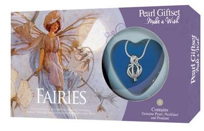 Fairies pearl gift set