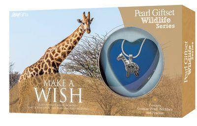Giraffe Pearl Gift Set