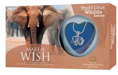 Elephant Pearl Gift Set