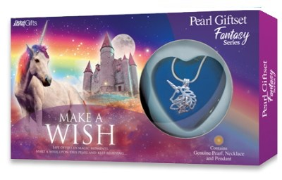 Unicorn pearl gift set