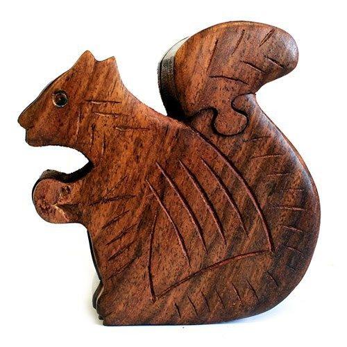 squirrel magic box