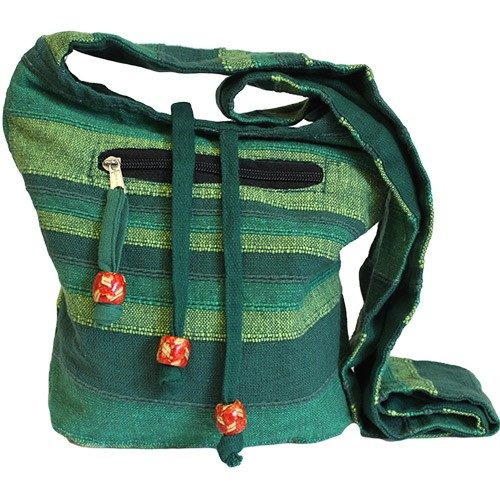 Nepalese Bag green