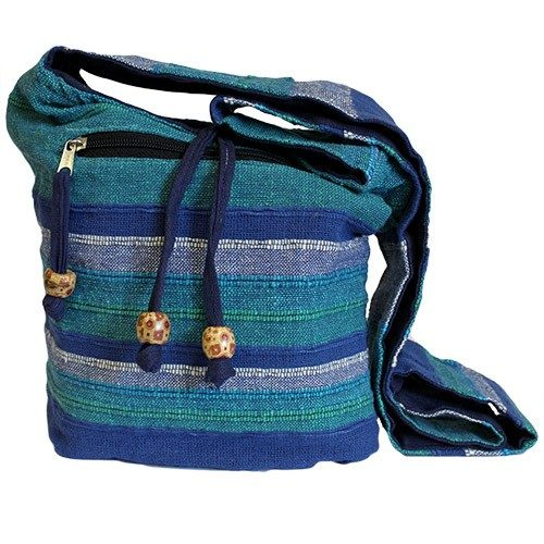 Nepalese Bag Blue