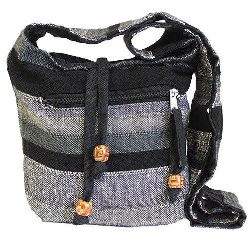 black nepalese bag