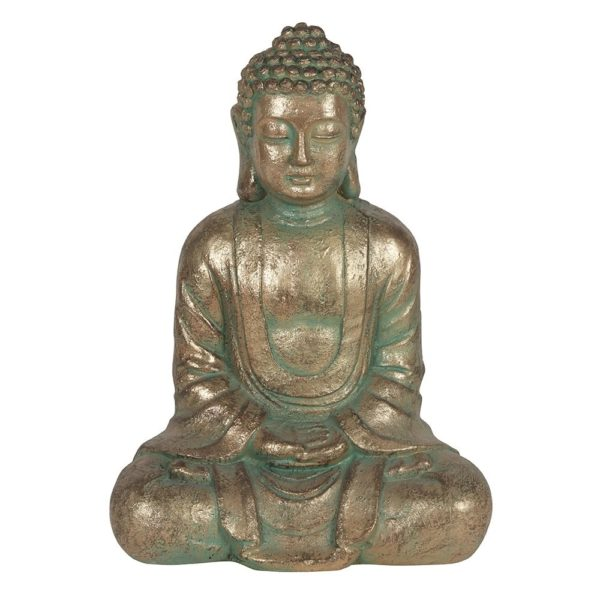 hands in lap buddha