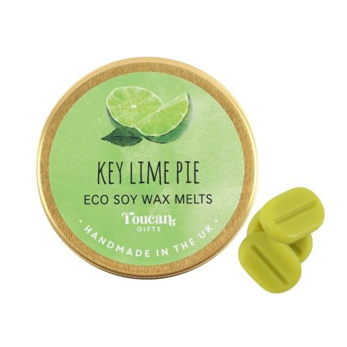 key lime pie wax melt
