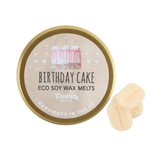 birthday soy wax melts