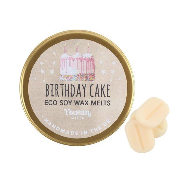 birthday soy wax melts