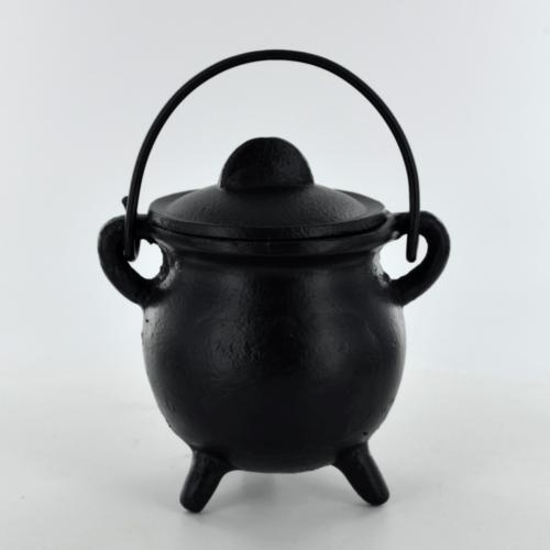 Cast iron cauldron small