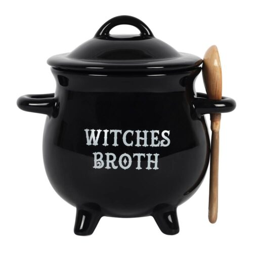 witches Soup bowl