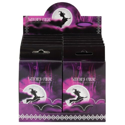 witches curse incense