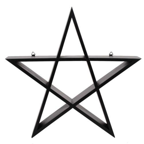 Pentagram Shelf