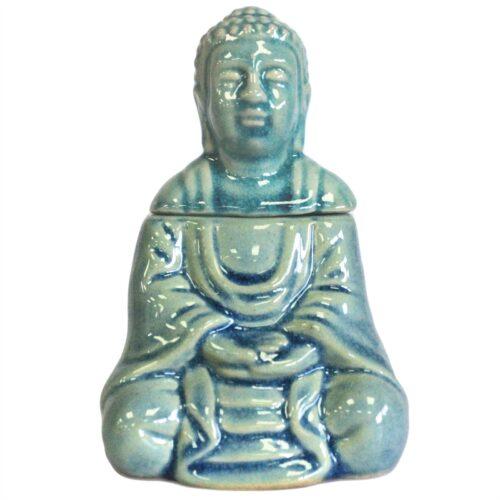blue buddha oil burner