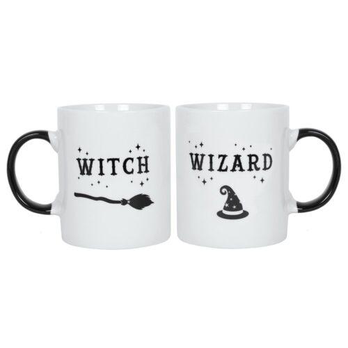 witch wizard mugs