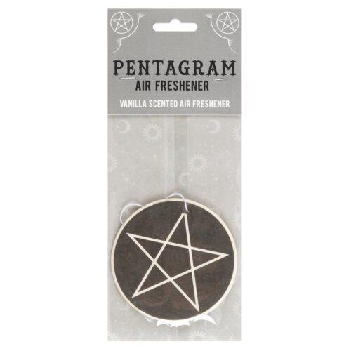 pentagram air freshner