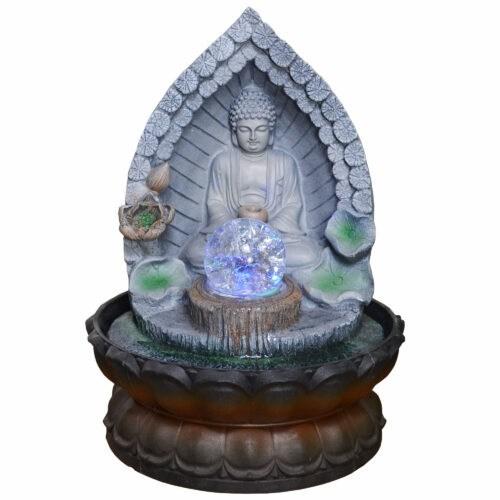 buddha waterfeature