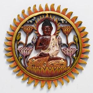 buddha plaque